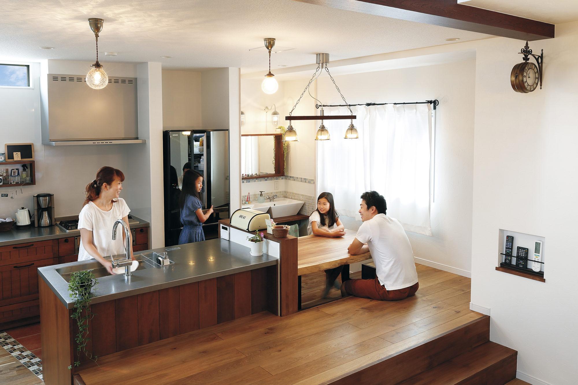 カフェにいるような心地の良い家づくりのポイントお教えします!