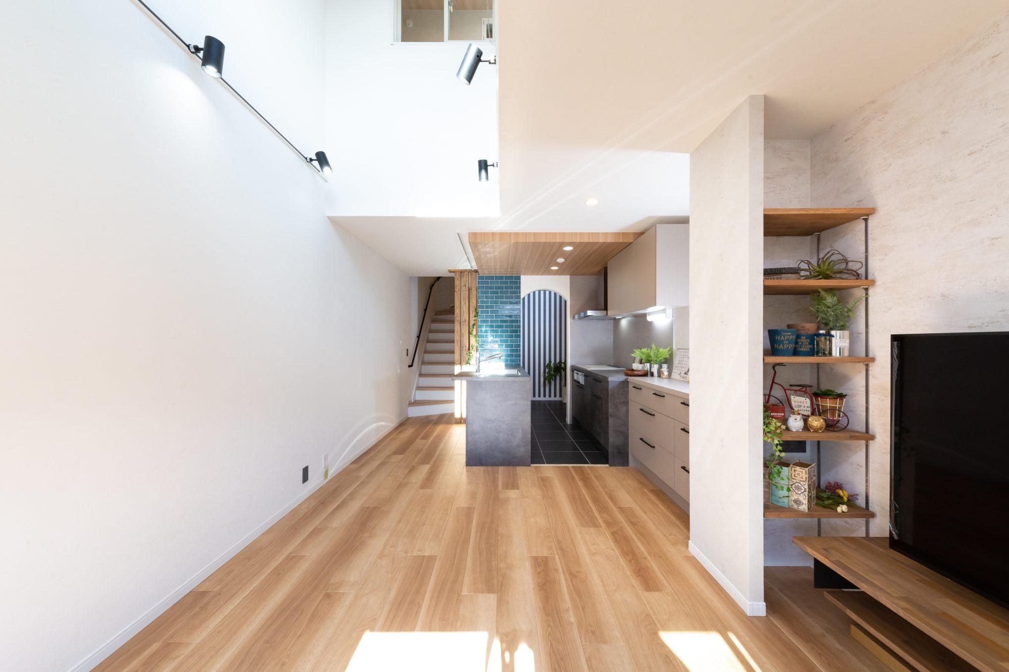 京都市内で叶える理想のお手本となる注文住宅。