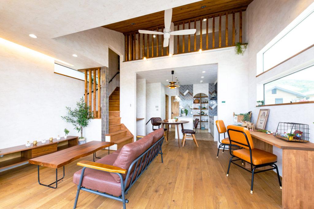 眺望が贅沢な隠れ家風カフェのお家