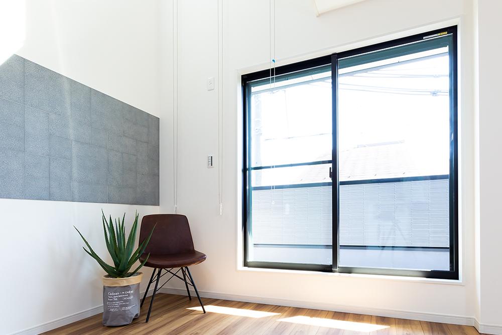 高気密・高断熱構造&無垢の床で快適で健康的な毎日を