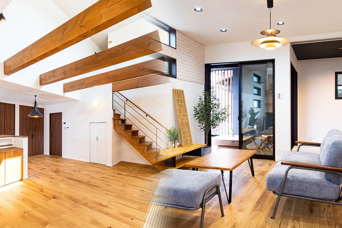 あなただけのオシャレかわいいお家を自由設計! 併設のモデルハウスでイメージを膨らませてみてください✨