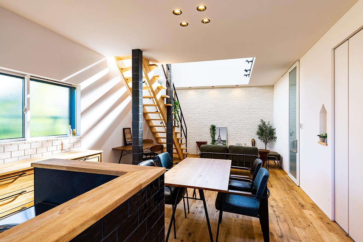 ◎家で過ごす時間が増えたから、リビングは明るく快適に過ごしたい...1階リビングのお家でも叶えられる?