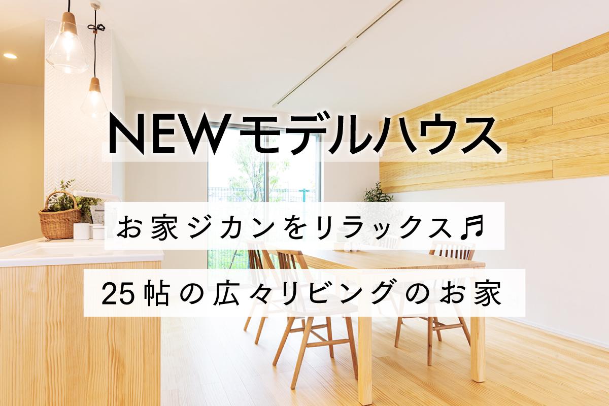 【新築お披露目】ゆっくり過ごせる開放的な空間のお家に憧れる方へ