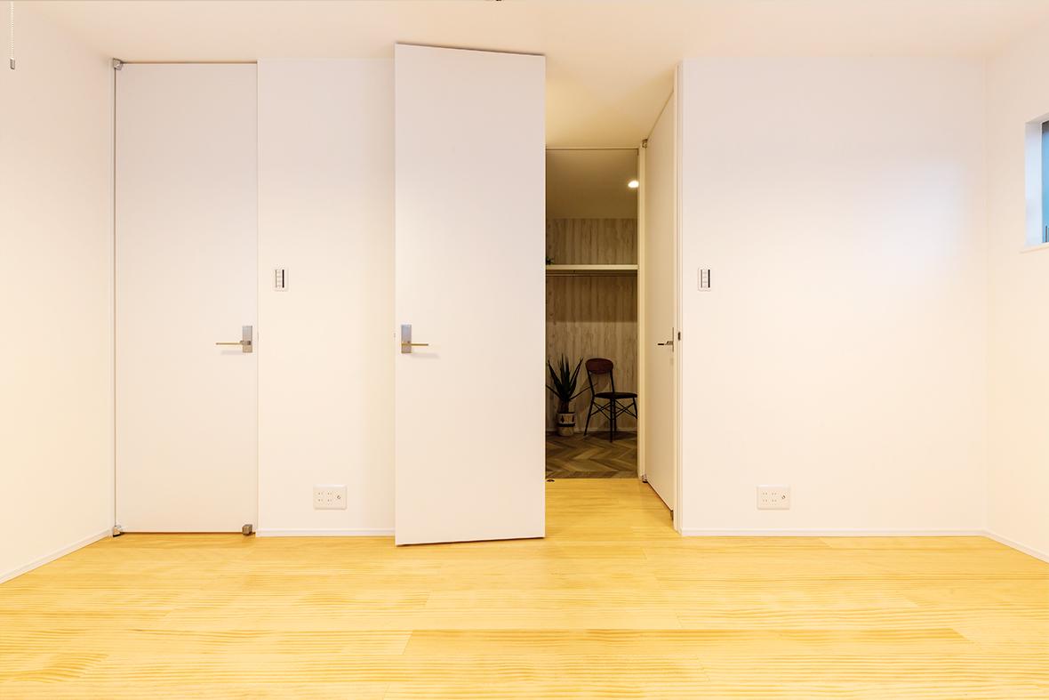 ハイドアの贅沢空間のお家です!