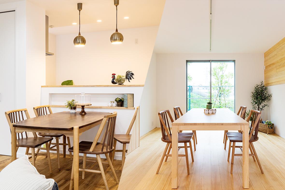 「空間」と「色合い」が違うリラックススタイルのお家です!